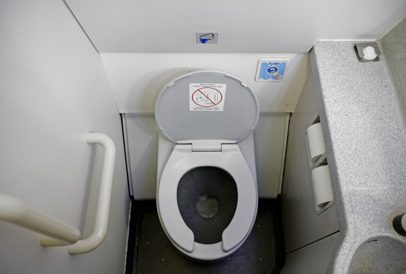 Can Airplane Sewage Cause Diminished Value?