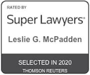 Leslie Gold McPadden SuperLawyers
